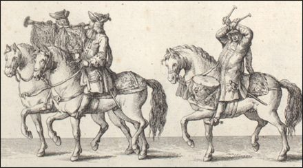 Riding of Parliament 1685